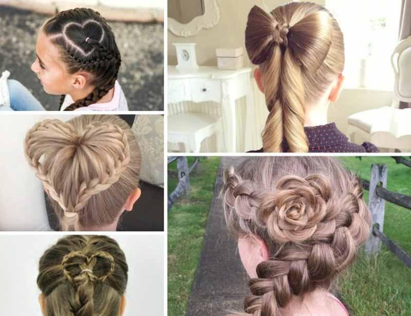 چند مدل موی متفاوت و جذاب
