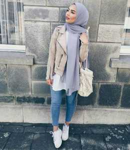استایل یک خانم با حجاب