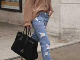 نکاتی برای اینکه سایز شلوار جین خود را به درستی تشخیص دهید