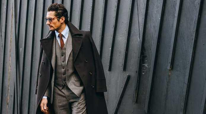 استایل یک آقا با لباس عید مردانه و کت و شلوار