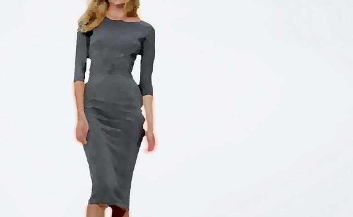 کمر باریک با انتخاب لباس مناسب - کمر خود را باریک تر از آنچه هست نشان دهید