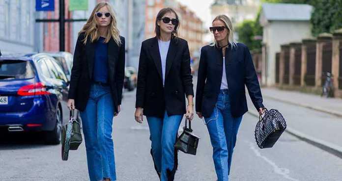 معرفی انواع شلوار جین و نحوه ست کردن آنها