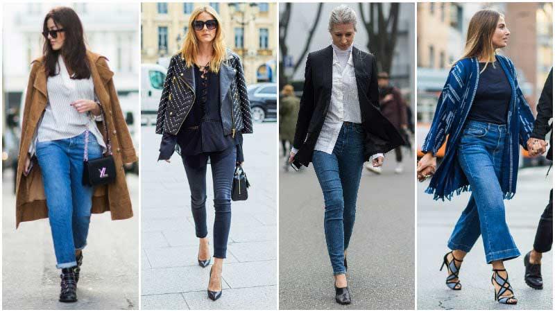 شلوار جین مناسب با اندام شما