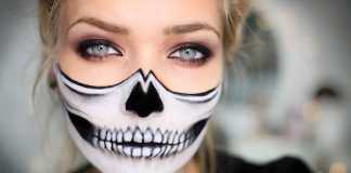 6 !مدل آرایش هالووین ساده و جذاب که خودتان می توانید انجام دهید