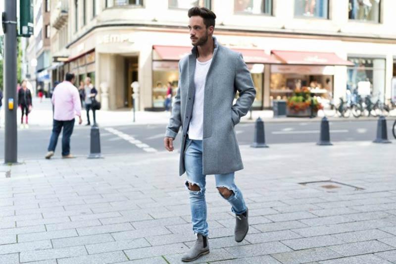 چگونه شلوار جین خود را ست کنیم؟ راهکارهای ست کردن شلوار جین پاره