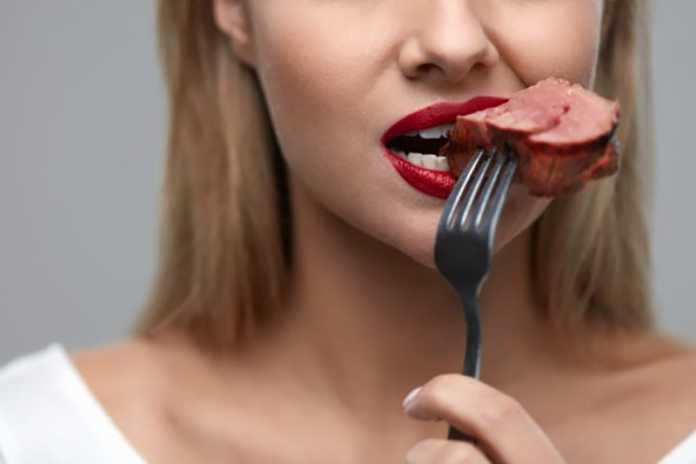 تاثیر گوشت قرمز بر لاغری و چاقی