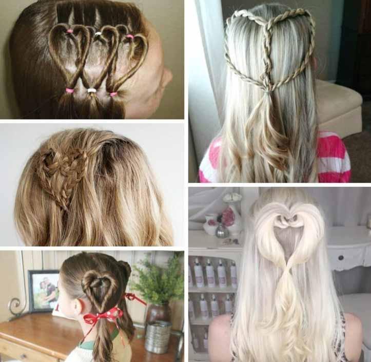 چند مدل موی مناسب ولنتاین