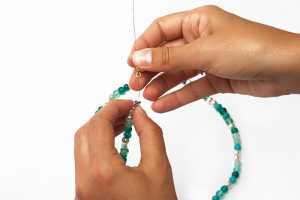 مراحل ساخت بند عینک فانتزی