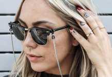 آموزش ساخت بند عینک فانتزی خاص و جذاب برای خانم ها