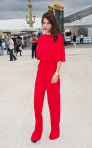 لباس سرهمی قرمز برای ولنتاین