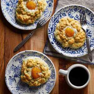 صبحانه رژیمی تخم مرغ