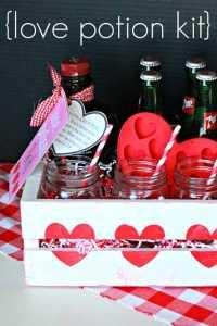 جعبه عاشقانه برای ولنتاین