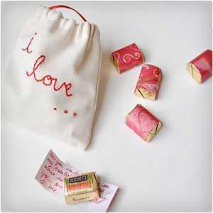 شکلات های عاشقانه برای ولنتایم