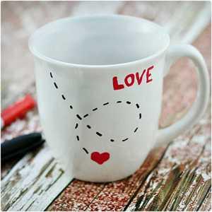 یک لیوان عشق برای ولنتاین