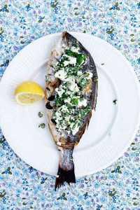 یک ماهی کامل