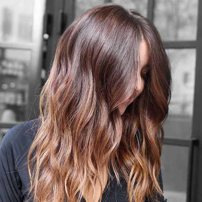 آموزش روش آمبره کردن مو در خانه