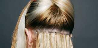 روش های ساده برای اکستنشن مو در خانه