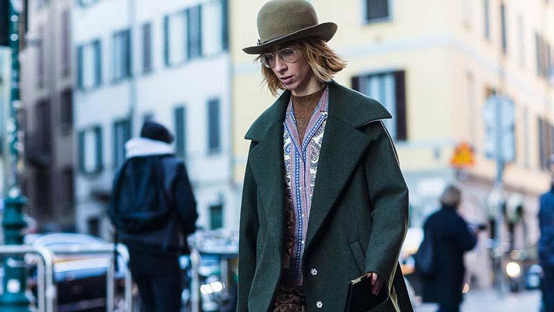 کلاه مردانه مدل شاپو