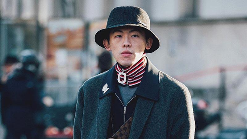 کلاه مردانه مدل سطلی