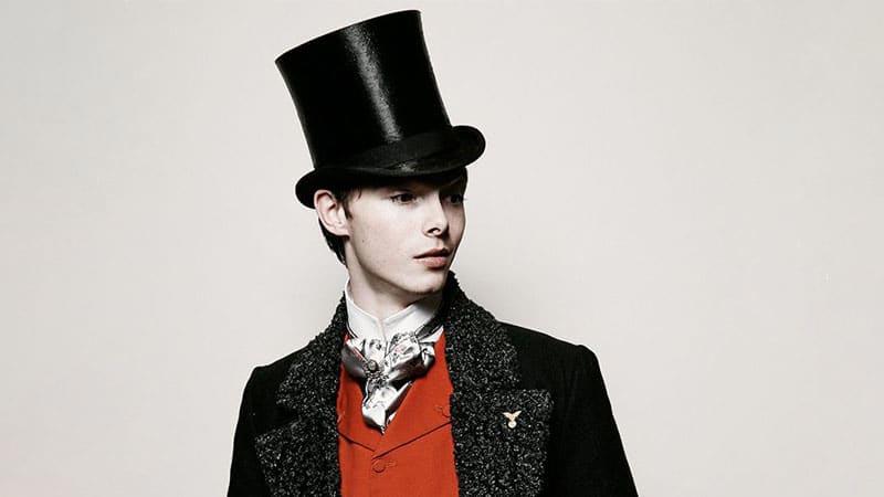 مدل کلاه مردانه استوانه ای