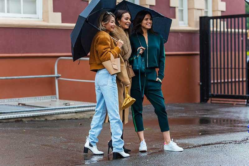 بهترین استریت استایل های هفته مد استرالیا