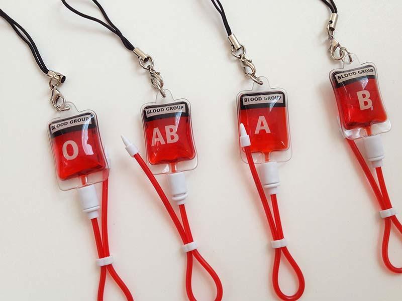 گروه های خون