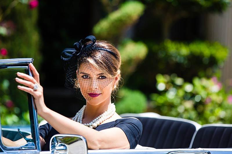 شیوا صفایی مدل ایرانی
