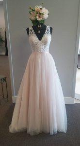 مدل لباس عروس برای اندام سیبی شکل