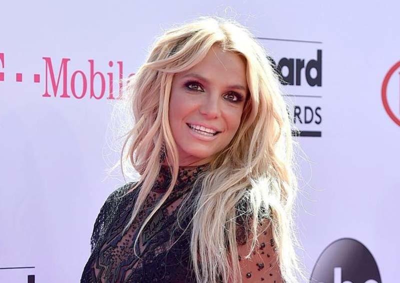 بریتنی اسپیرز خواننده آمریکایی