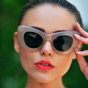 عینک آفتابی پروانه ای