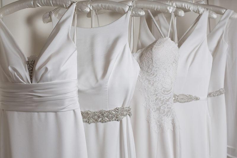 مدل های مختلف لباس عروس