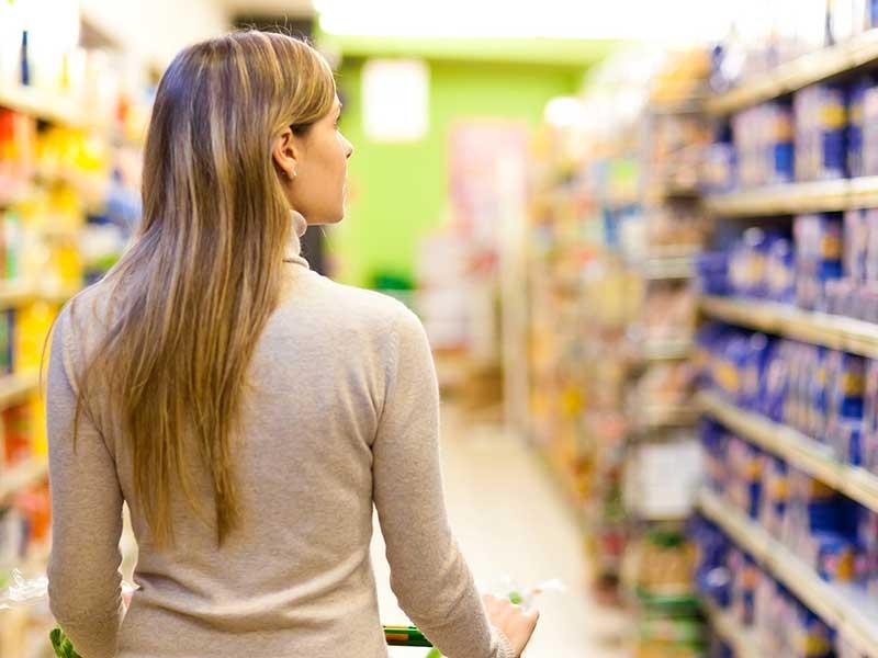 انتخاب غذاهای سالم و رژیمی