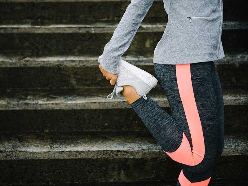 انجام تمرینات ورزشی برای داشتن اندامی زیبا