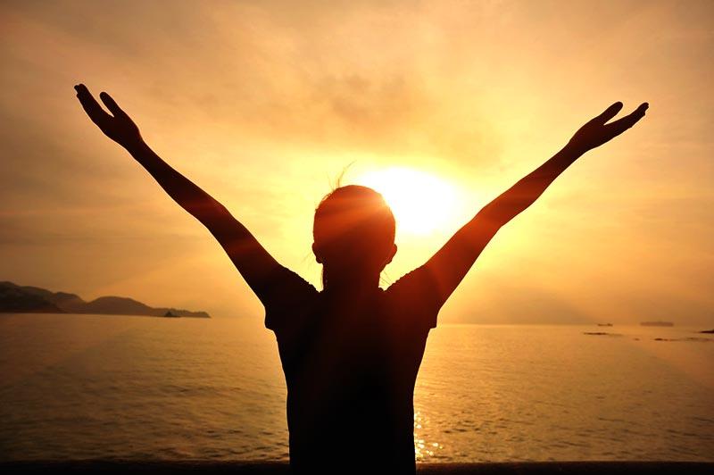 اعتماد به نفس و خوشحالی به دلیل تناسب اندام و سلامتی