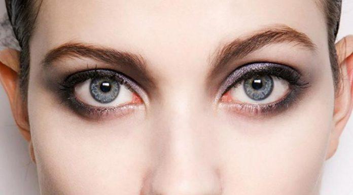 نکاتی برای آرایش چشم گرد