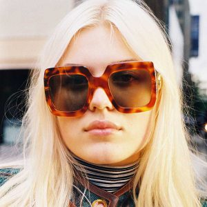 عینک آفتابی مربع