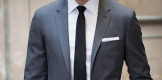 آموزش ست کردن و بستن کراوات باریک
