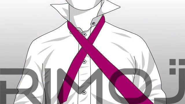 کراوات تک گره مرحله دوم