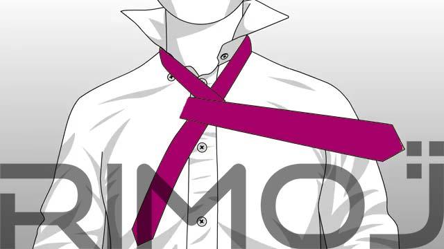 کراوات تک گره مرحله چهارم