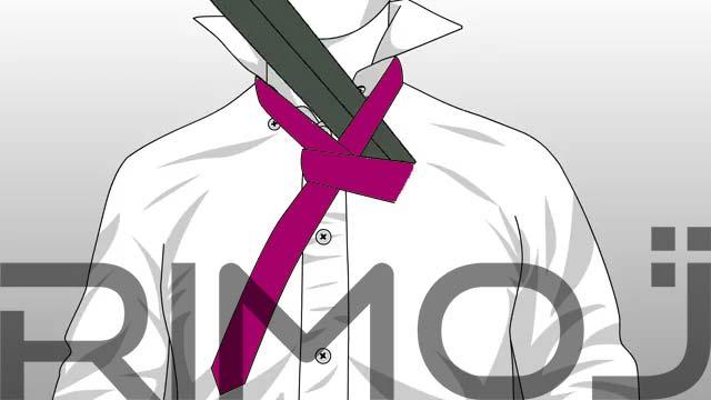 کراوات تک گره مرحله پنجم