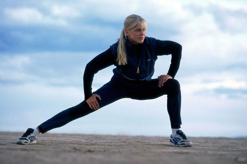 انجام تمرینات ورزشی برای لاغر ماندن
