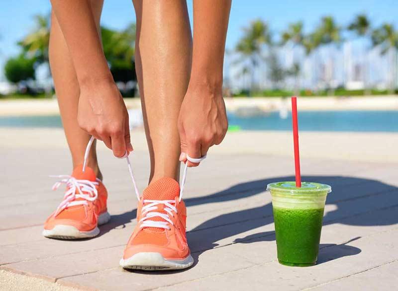 نوشیدنی رژیمی برای لاغر کردن و کاهش وزن