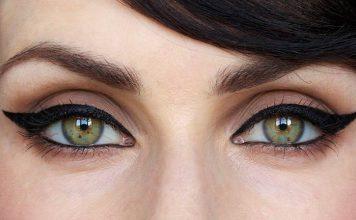 آموزش مراحل و ترفندهای آرایش چشم گربه ای