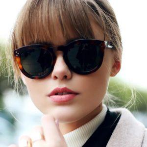 عینک آفتابی D شکل