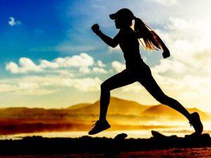 تمرین ورزشی دویدن برای لاغری