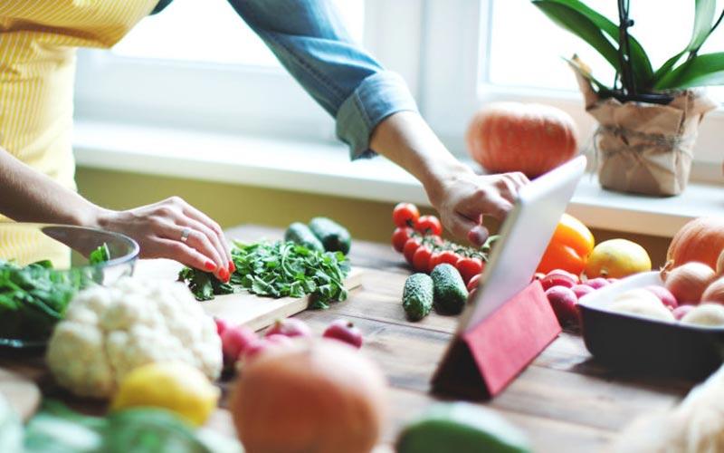 رژیم غذایی سالم برای لاغر کردن پهلو