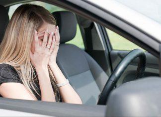 غلبه بر استرس و ترس از رانندگی