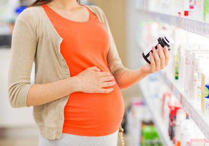 نکاتی درمورد جوش صورت در بارداری