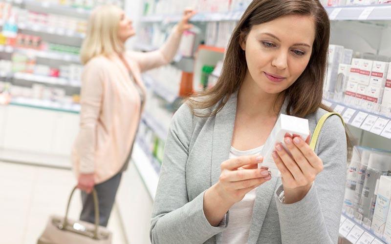 استفاده از دارو برای درمان جوش های زیر پوستی