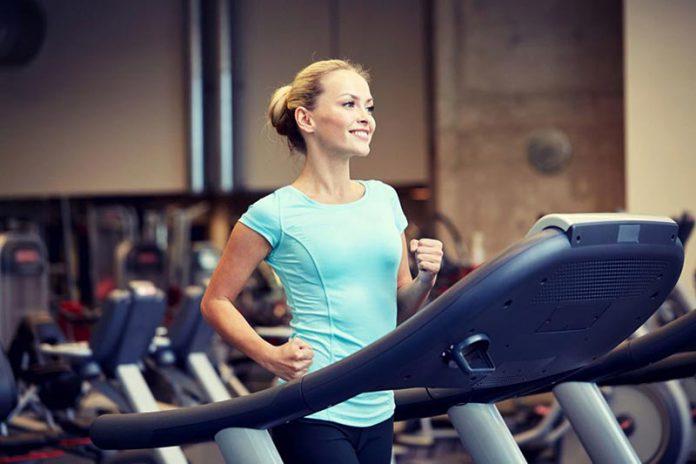لاغری با تردمیل در یک ماه به میزان 5 کیلوگرم
